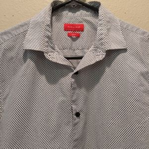 Zara Man Slim Fit Button Down